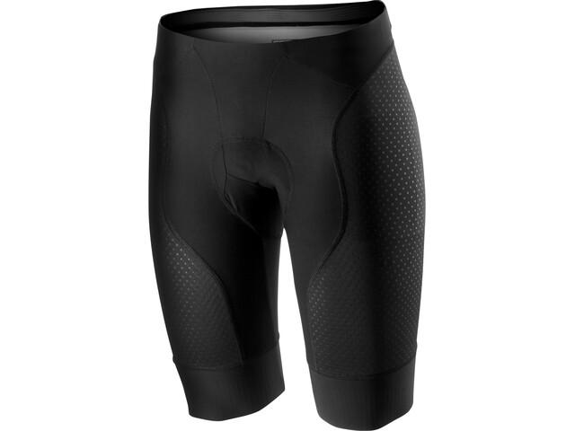 Castelli Free Aero Race 4 Shorts Herrer, black